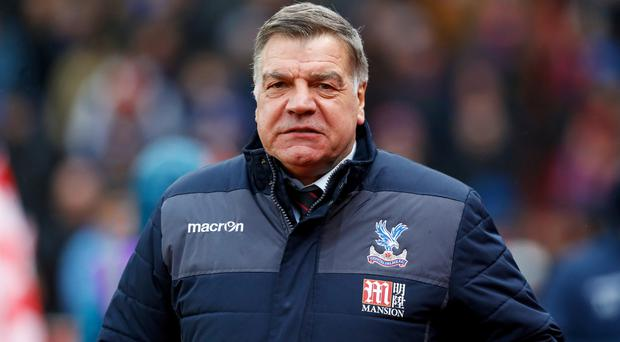 Sam Allardyce's Crystal Palace will ensure survival if they avoid defeat against Hull on Sunday