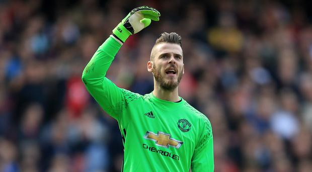 Manchester United goalkeeper David De Gea has been linked with a move to Real Madrid once again