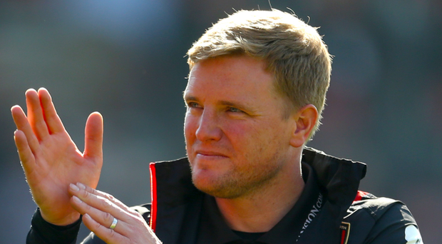Eddie Howe has led Bournemouth to another impressive season. Photo: PA News