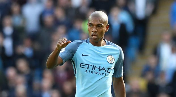 Fernandinho expects Manchester City to improve next season
