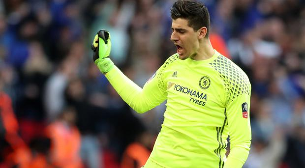 Thibaut Courtois wants to win the Champions League with Chelsea