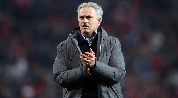 Jose Mourinho was not bothered to have missed out on a top-four berth