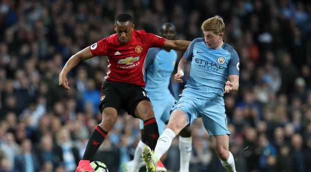 Manchester City and Manchester United will face off in Houston this summer