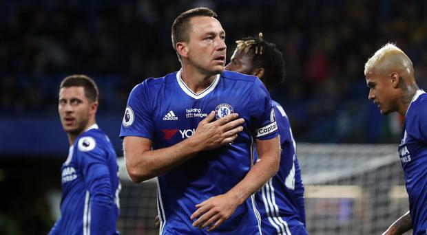 John Terry could retire at the end of the season when he leaves Chelsea