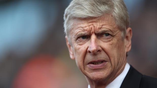 Arsenal manager Arsene Wenger saw his side beat Sunderland