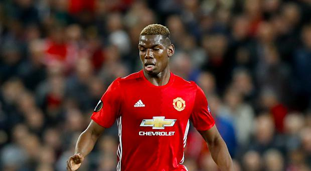 Paul Pogba's father died on Friday