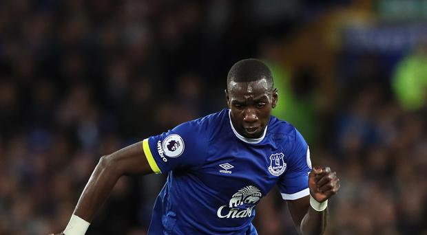Yannick Bolasie suffered a knee injury in December