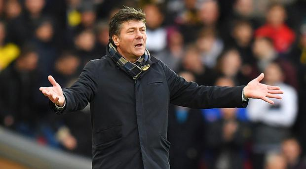Walter Mazzarri will leave Watford at the end of the season after just one term in charge