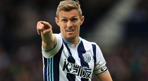 Darren Fletcher has made 96 appearances for the Baggies