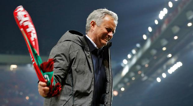 Manchester United boss Jose Mourinho set for 250-game Premier League landmark