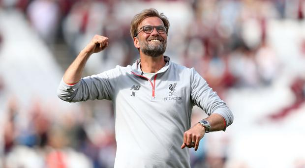 Liverpool manager Jurgen Klopp hopes securing Champions League football will help him in the summer transfer market
