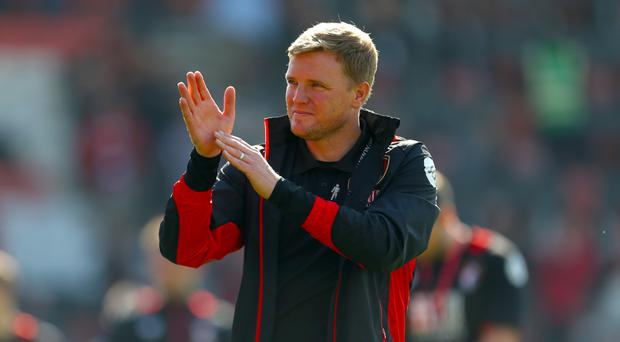 Eddie Howe's Bournemouth could finish in the top half