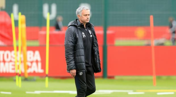 Manchester United manager Jose Mourinho is poised to field a number of inexperienced youngsters in the final league game against Crystal Palace