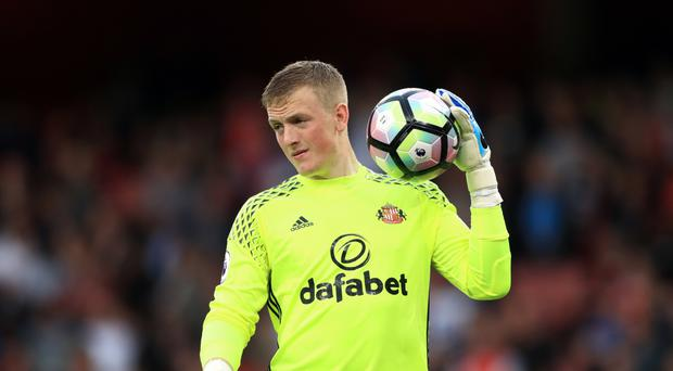 Jordan Pickford will not leave Sunderland on the cheap this summer