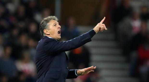 Claude Puel 'cannot understand' speculation over Southampton future
