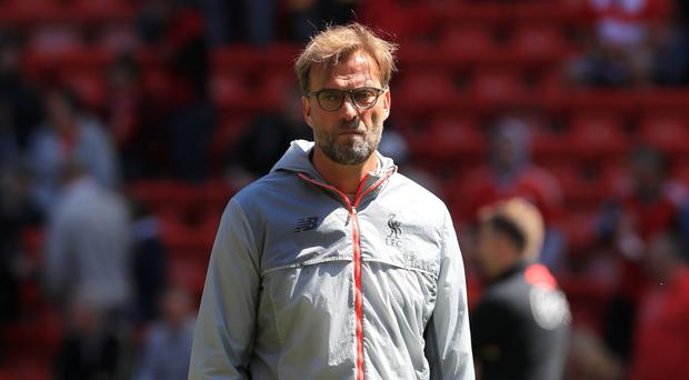 Liverpool manager Jurgen Klopp insists victory on Sunday will not herald a new era at Anfield