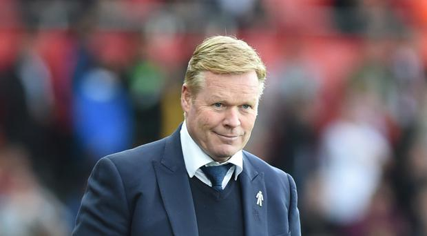 Ronald Koeman's Everton head to Arsenal on Sunday already guaranteed to finish seventh in the Premier League.