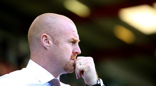 Burnley boss Sean Dyche is determined his Burnley side should finish their season on a high.