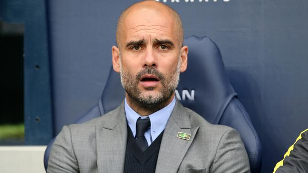 Pep Guardiola wants to see more goals from his Manchester City team next season