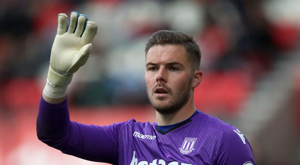 Jack Butland excelled at St Mary's