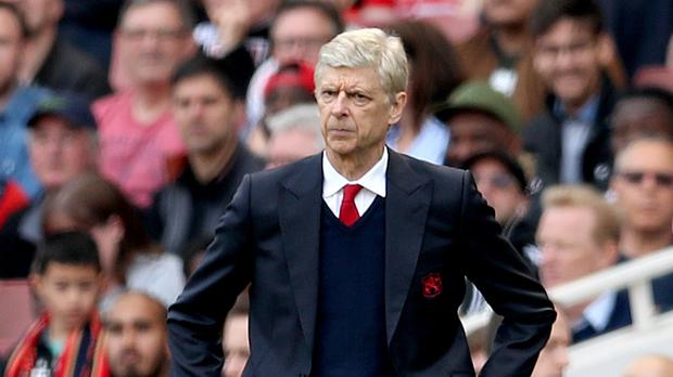 Arsenal manager Arsene Wenger saw his team miss out on a Champions League place