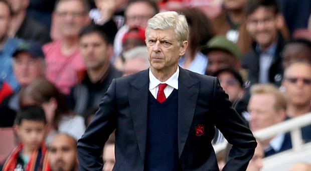 Wenger 'won't be Arsenal manager for 26 years' after Ferguson backing