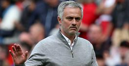Jose Mourinho blanked large sections of the media as United concluded their Premier League campaign