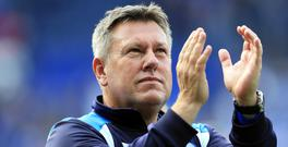 Craig Shakespeare has yet to hear whether he will remain Leicester manager for the long term