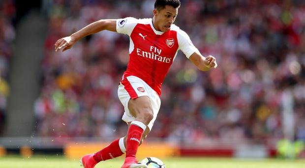 Arsenal's Alexis Sanchez could have played his last game for the club