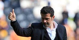 Marco Silva has Hull fans' full support