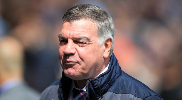Sam Allardyce's Crystal Palace finished 14th in the Premier League