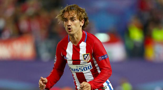 Atletico Madrid striker Antoine Griezmann has suggested a move to Manchester United is possible