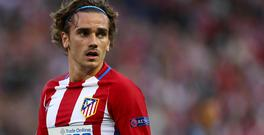 Antoine Griezmann could be on his way out of Atletico Madrid