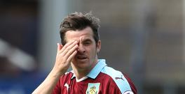 Joey Barton has been released by Burnley