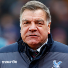 Sam Allardyce has brought his time with Crystal Palace to an end. Photo: PA News