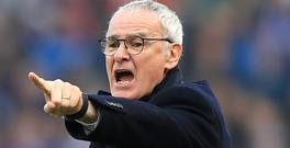 Claudio Ranieri is targeting a return to management