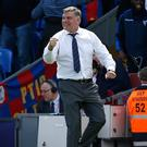 Sam Allardyce says he has