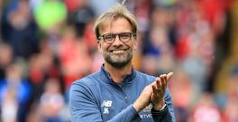 Jurgen Klopp is expecting a busy summer