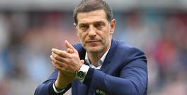 West Ham manager Slaven Bilic is determined to improve the squad over the summer transfer window