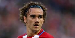 Antoine Griezmann could be heading to Old Trafford