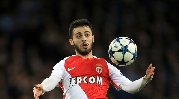 Bernardo Silva seals move to Manchester City from Monaco