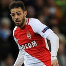 Bernardo Silva is set to make the switch from Monaco to Manchester City