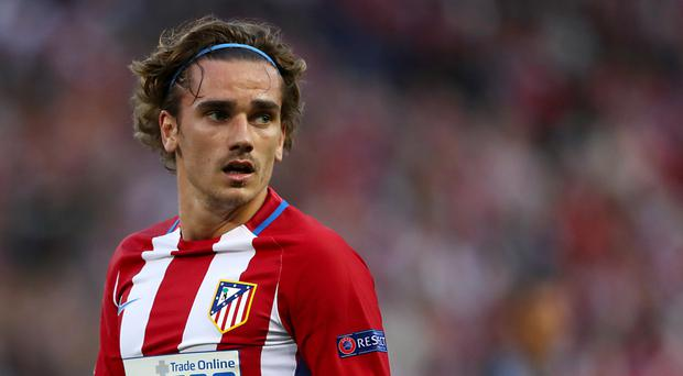Griezmann hasn't asked for exit
