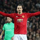 Zlatan Ibrahimovic enjoyed a prolific first season at Manchester United before injury