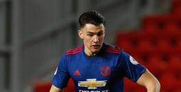 Manchester United teenager Regan Poole is heading to France with the Wales Under-20 team