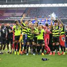 The last three Championship play-off winners have been relegated - can Huddersfield buck the trend?