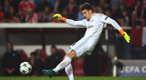 Benfica goalkeeper Ederson's move to Manchester City is moving closer