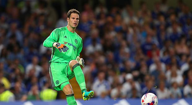 Asmir Begovic has agreed a long-term contract at Bournemouth