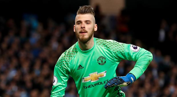 David De Gea has been strongly linked with a move away from Manchester United
