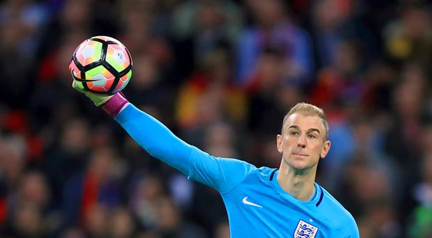 Joe Hart's Manchester City future looks in doubt